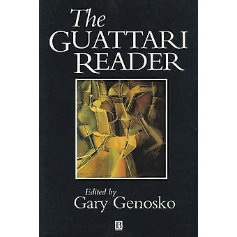 O leitor de Guattari por Gary Genosko - livro 9780631197089