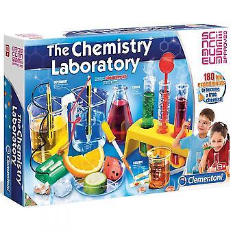 Clementoni Chemie-Labor-Kit