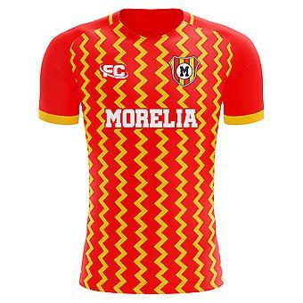 ee1c2b450 2018-2019 Monarcas Morelia Fans Culture Home Concept Shirt