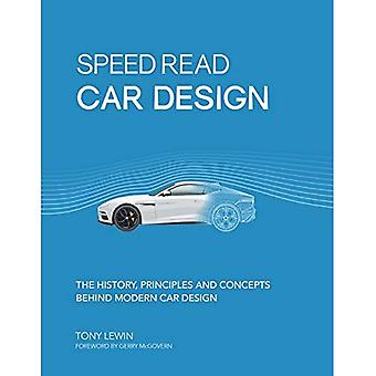 Speed Read Car Design: The� History, Principles and Concepts Behind Modern Car Design (Speed Read)