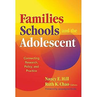 Familjer, skolor och ungdomspsykiatri: ansluta forskning, Policy och praktik (0)