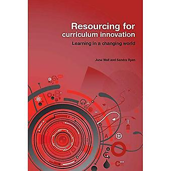 Resourcing for Curriculum Innovation