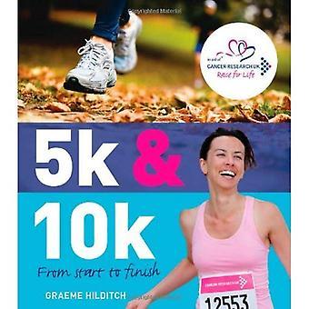5k och 10 k: från Start till Finish