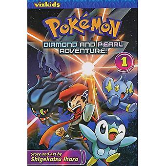 Pokemon Diamond and Pearl Adventure!: Volume 1 (Pokemon Diamond and Pearl Adventure!)
