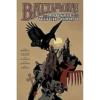 Baltimore Volume 5 : The Apostle and the Witch of Harju