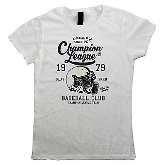 Champion League Baseball, kvinner T-skjorte
