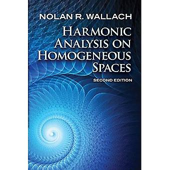 Harmonic Analysis on Homogeneous Spaces
