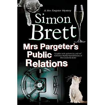 Mrs Pargeter's Public Relations (Mrs Pargeter Mystery)