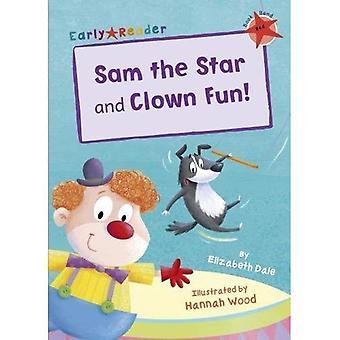 Sam the Star & Clown Fun (Early Reader)
