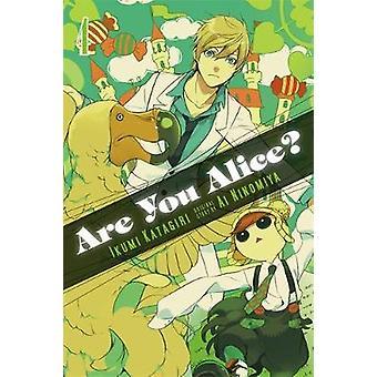 Are You Alice? - v. 4 by Ikumi Katagiri - 9780316252805 Book