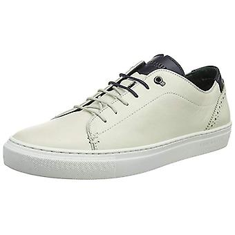 Ted Baker shoes classic mens leather sneaker Duuke beige