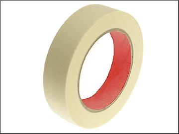 Faithfull Low Tack Masking Tape 25mm x 50m