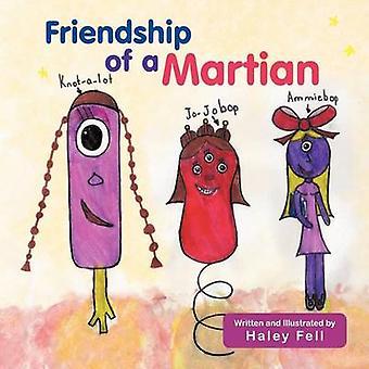 落ちた火星人の友情とヘイリー