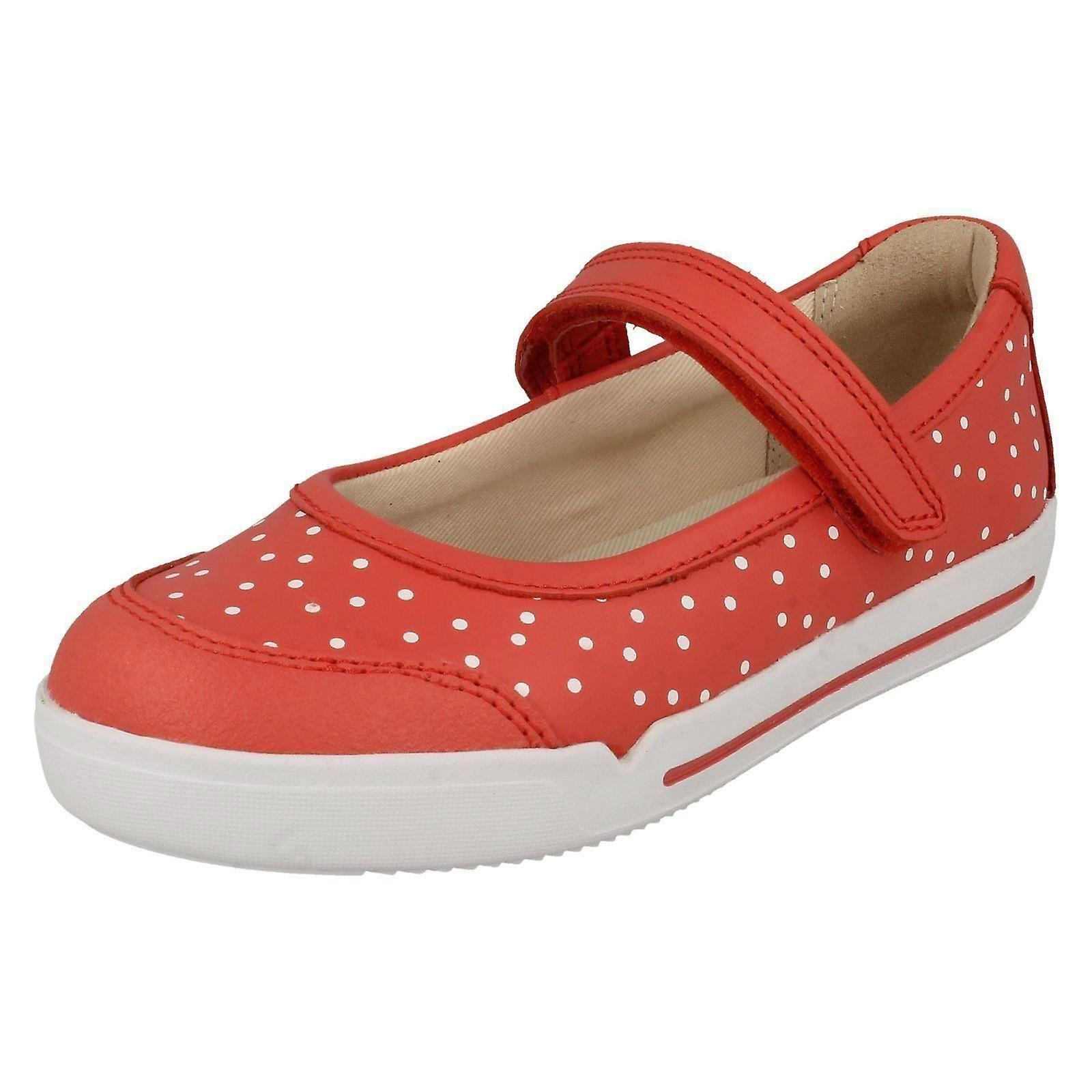 Girls Clarks Mary Jane Styled chaussures Emery Halo K
