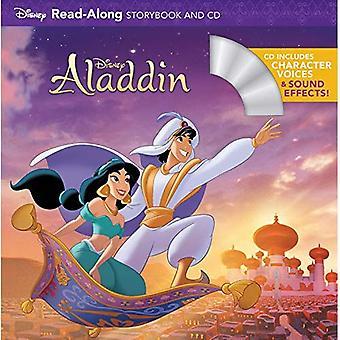 Aladdin Read-Along Storybook� and CD (Read-Along Storybook and CD)