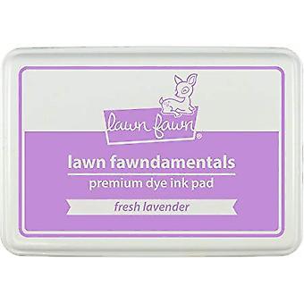 Lawn Fawn Premium Dye Ink Pad Fresh Lavender (LF1031)
