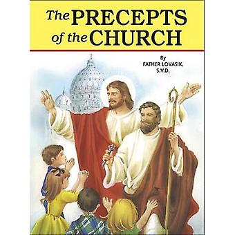 The Precepts of the Church Book