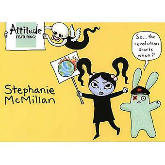 Attitude - Featuring Stephanie McMillan by Ted Rall - 9781561634422 B