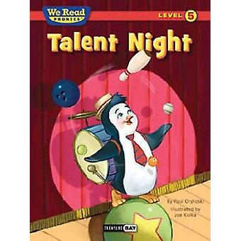 Talent Night by Paul Orshoski - Joe Kulka - 9781601153395 Book