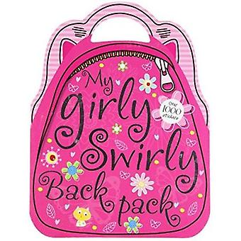 My Girly Swirly Back Pack by Chris Scollen - 9781780653822 Book