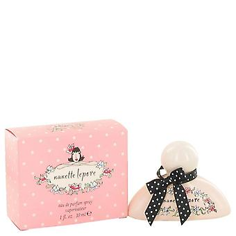 Nanette Lepore Eau De Parfum Spray By Nanette Lepore 30 ml