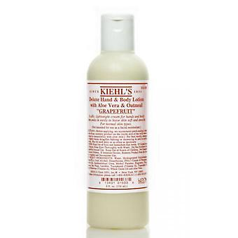 Grapefruit Body Moisturizing Lotion