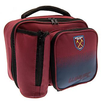 West Ham United FC Fade Lunch Bag