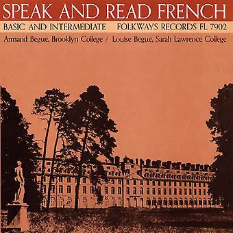 Armand Begue & Louise - Armand Begue & Louise: Vol. 2-& lesen Sie Französisch sprechen: Basic & Intermediate [CD] USA Import