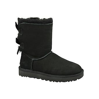 UGG Bailey Bow II 1016225-BLK Womens winter boots