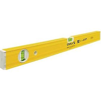 Magnetic spirit level 60 cm Stabila 80AM 16064 0.5 mm/m Calibrated to: Manufacturer standards