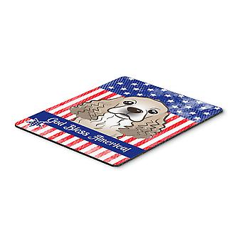 Cocker Spaniel Mouse Pad, Hot Pad or Trivet BB2146MP