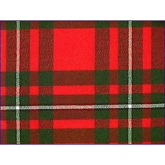 MacGregor Red, Modern - Pure Wool Tartan