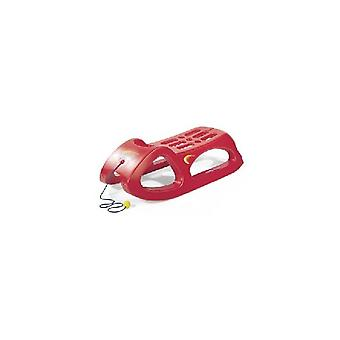 Rolly Toys 200122 Rollysnow Cruiser Slee Rood
