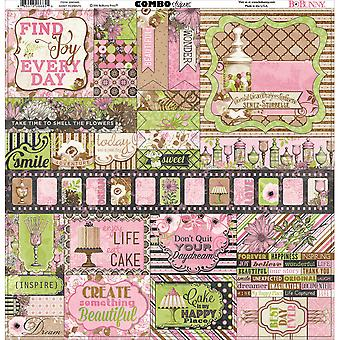 Sweet Moments Combo Stickers 12
