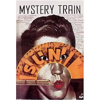 Mystery Train filmaffisch (11 x 17)