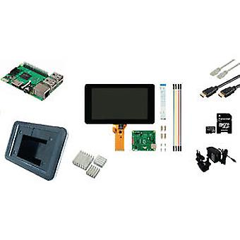 Raspberry Pi Lcd Starter Kit + Wi-Fi + Raspbian Software