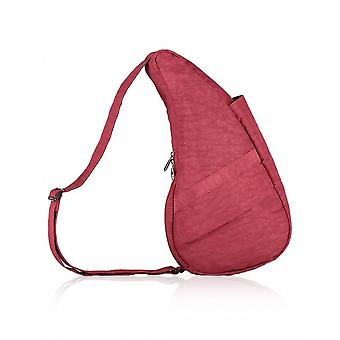 The Healthy Back Bag Textured Nylon Chili Small