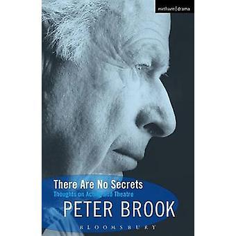 Det finns inga hemligheter av bäcken & Peter & Etc