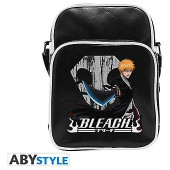 Abysse Bleach Messenger Bag Ichigo Bankai Vinyl Small Size Hook