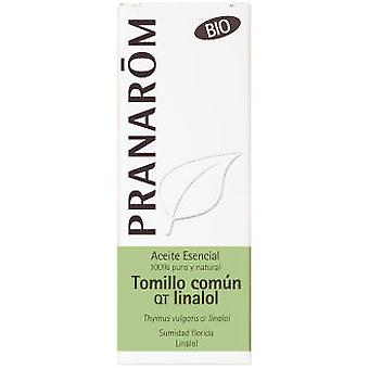Pranarom Common Thyme Essential Oil Bio Qt Linalol 5ml.