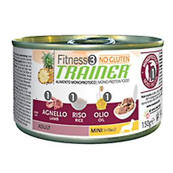 Trainer Adult Mini Lamb & Rice 150gr (Dogs , Dog Food , Wet Food)
