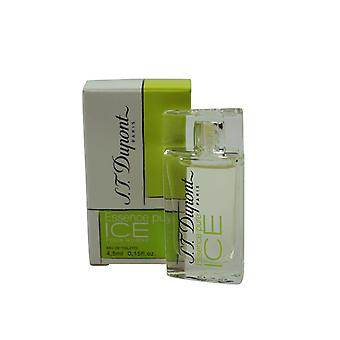 S T Dupont Essence Pure is EDT.15 oz Mini