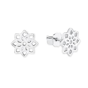 s.Oliver jewel ladies earrings SO PURE flower 2017220