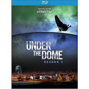 Under the Dome: Season Three [Blu-ray] USA import