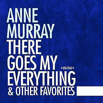 Anne Murray - There Goes My Everything & Other Favorites [CD] USA import