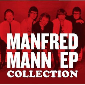 Manfred Mann - EP samling (7 Disc boks) [CD] USA import