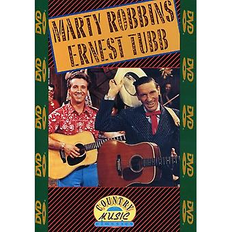Marty Robbins & Ernest Tubb [DVD] USA import