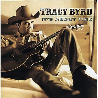 Tracy Byrd - It's About Time [CD] USA import