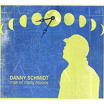 Danny Schmidt - mand med mange måner [CD] USA import