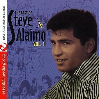 Steve Alaimo - Steve Alaimo: Importación de Estados Unidos Vol. 1-Best of [CD]